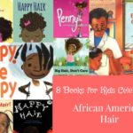 8 Books for Kids Celebrating African American Hair