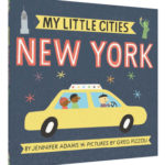 Calling All Globe-Toddlers! See the World with My Little Cities by Jennifer Adams