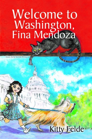 cover of the book Welcome to Washington Fina medoza